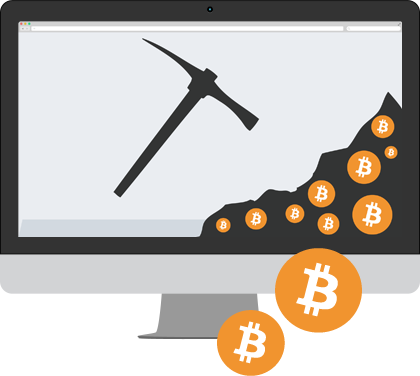 Image result for bitcoin mining   png